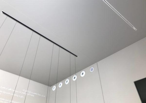 plafond toile tendu
